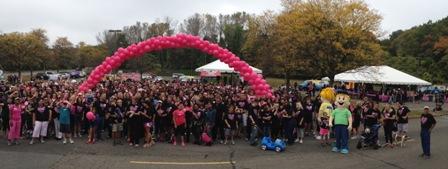 2013 Valley Goes Pink! Walk