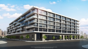 RENDERING OF 1200 AVENUE AT PORT IMPERIAL
