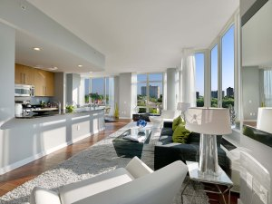MODEL PENTHOUSE AT TRIO, PALISADES PARK