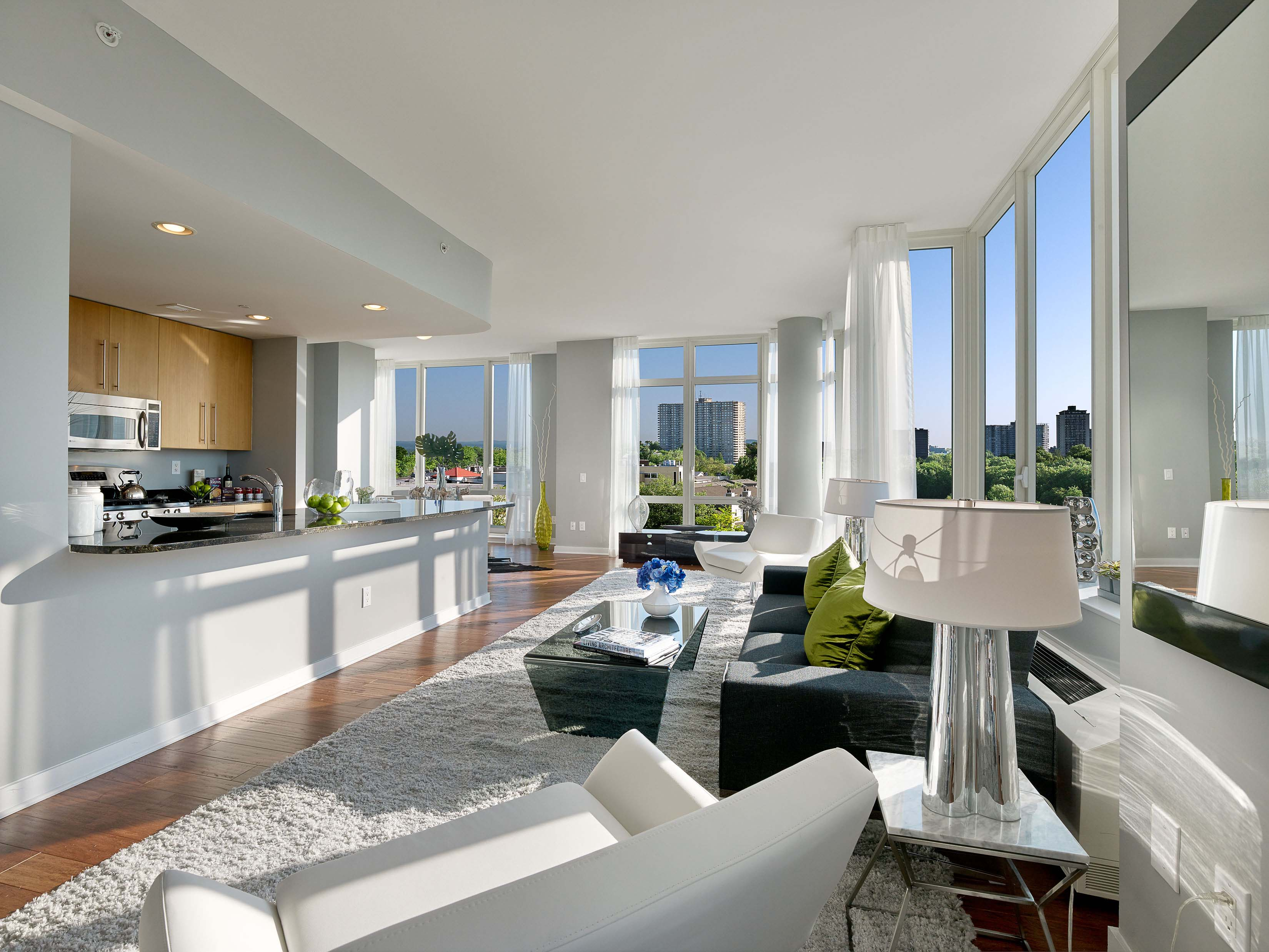 penthouse interest is strong at trio condos in palisades park
