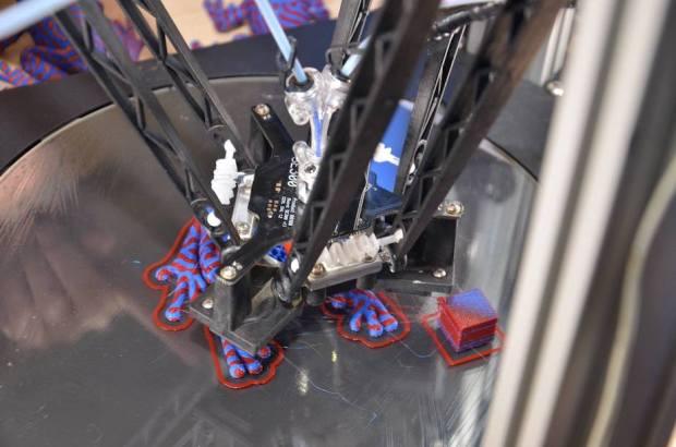 3D printed embellishment